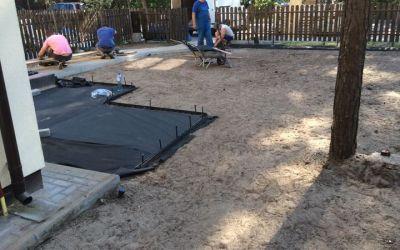OGRODY A&J budowa ogrodu