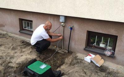 OGRODY A&J system automatycznego nawadniania