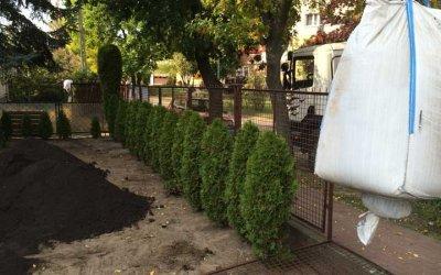 OGRODY A&J zakładanie trawnika