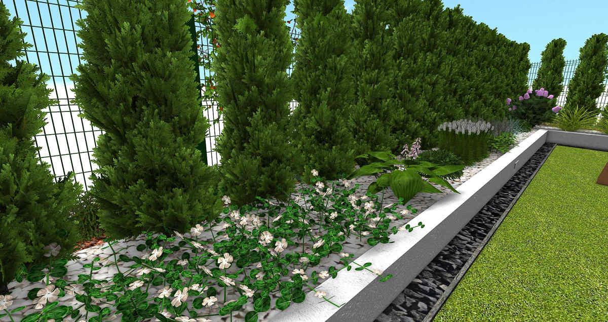 projektowanie ogrodow